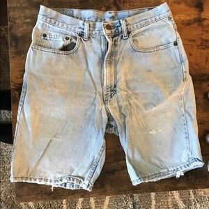 Vintage high waisted gap shorts
